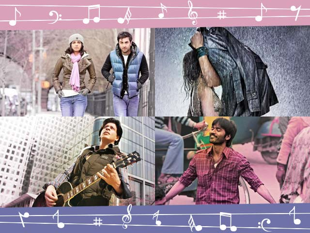 5 movies impressed us with songs