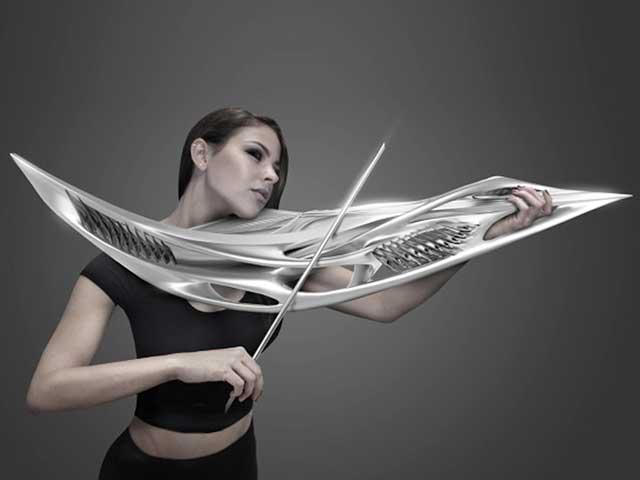 Unusual Musical Instruments