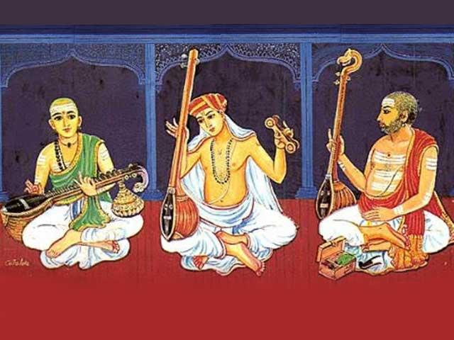 5 Great Carnatic Music Tracks