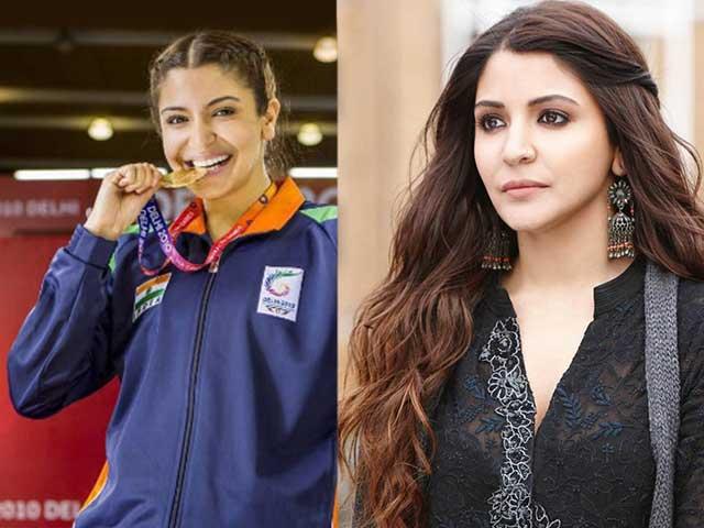 Anushka Sharma Characters
