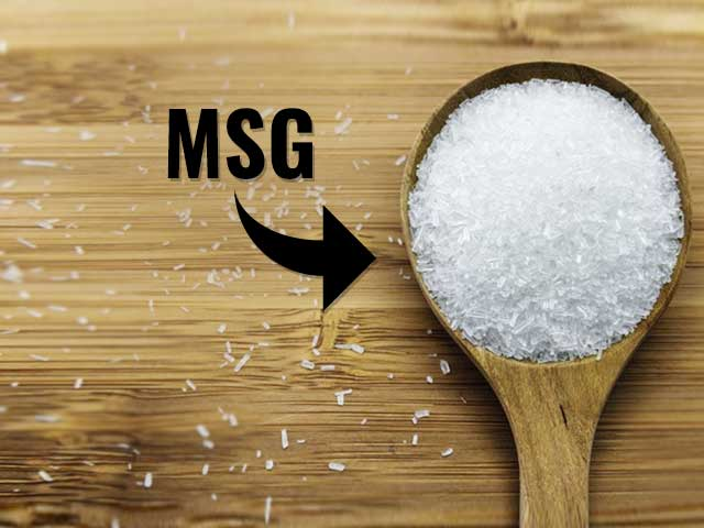 Does Your Food Secretly Contain MSG?