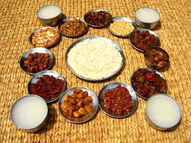 Feast Like The Newars This Ashtami