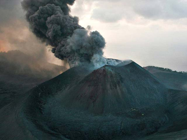 7 places to see active valcano