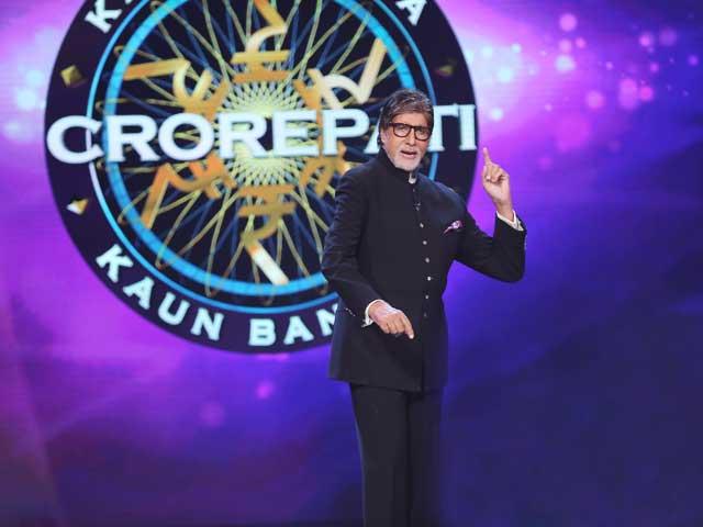 What Made Amitabh Bachchan Get Emotional On KBC Season 9
