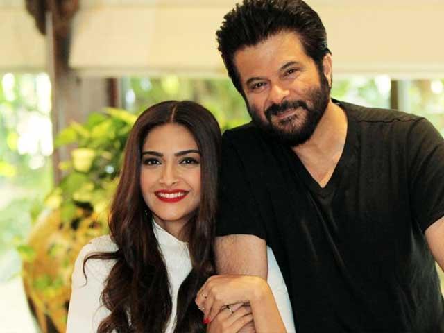 Ek Ladki Ko Dekha Toh Aisa Laga : Anil Kapoor & Daughter Sonam's Movie Announced