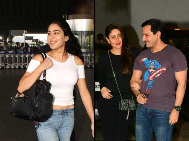 What Sara Ali Khan Can Learn From Saif Ali Khan & Kareena Kapoor Khan