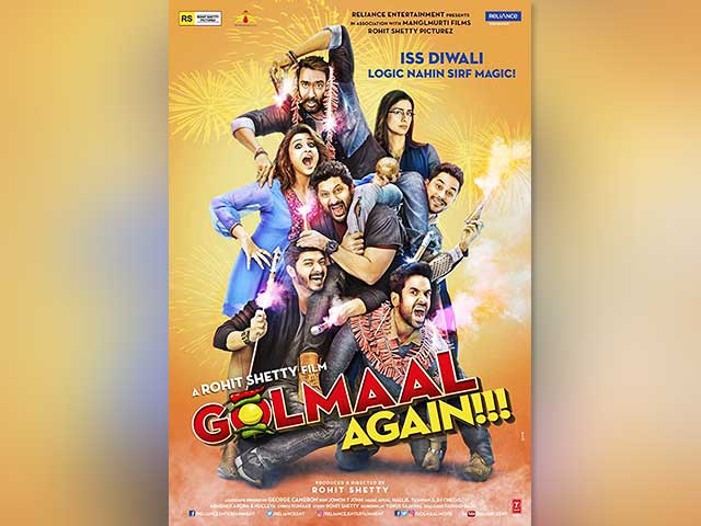 7 Reasons Why You Should Not Miss Golmaal Again This Diwali