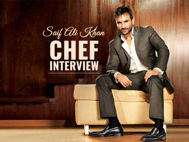 Saif Ali Khan Interview