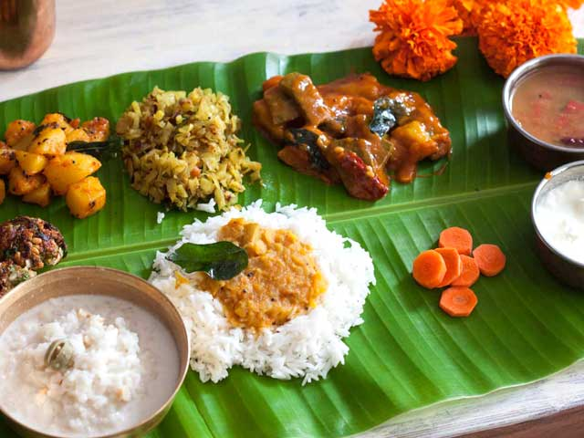 Here Are All The 20 Dishes Served On A Tamil Sappadu