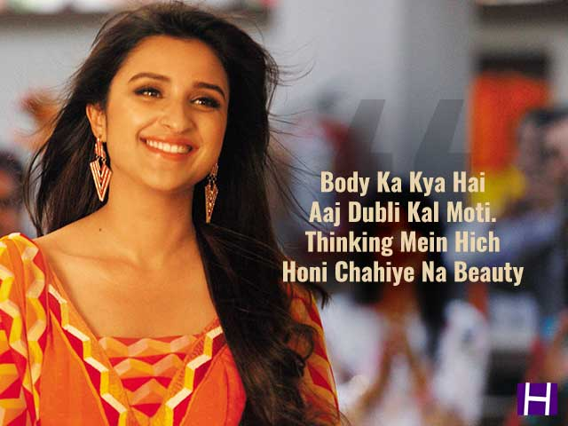 These Parineeti Chopra Dialogues Are The Perfect Pickup Lines