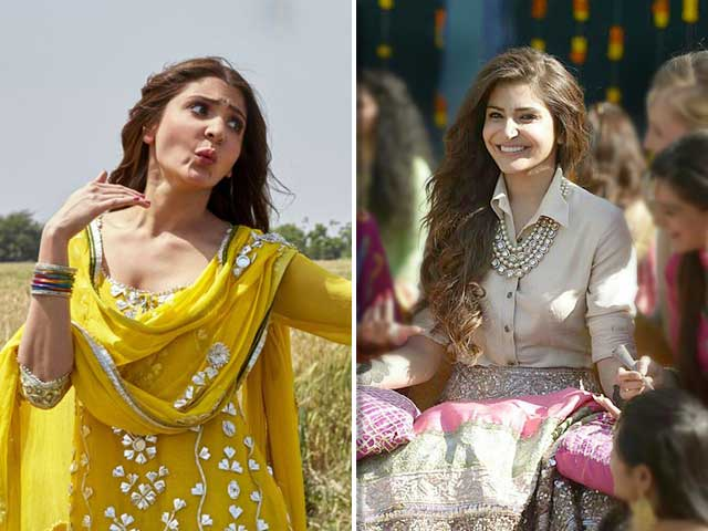 These Anushka Sharma Characters Should Be Your Fashion Inspirations This Diwali