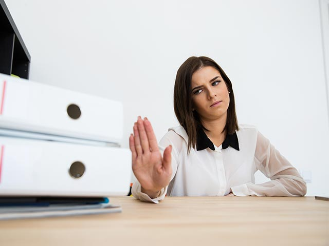 Why It Is Important To Say NO At Work