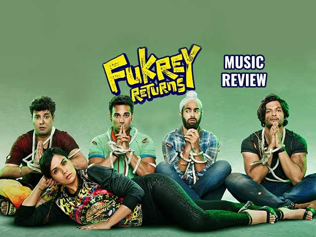 Fukrey Returns Music Review: A few weak links, but fun overall