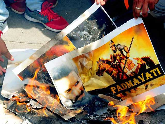 Ban On Padmavati: While Film Fraternity Comes In Full Support, Govt's Silence Has Been Questioned