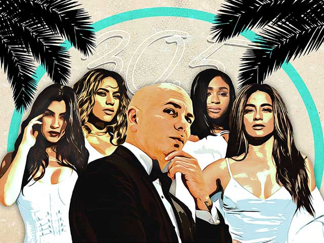 Pitbull And Fifth Harmony's Por Favor Gets A Sizzling New Music Video