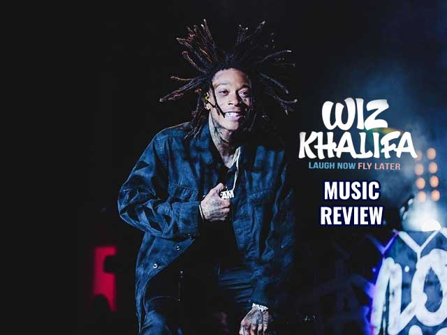 Wiz Khalifa's Laugh Now, Fly Later is a sign of things to come