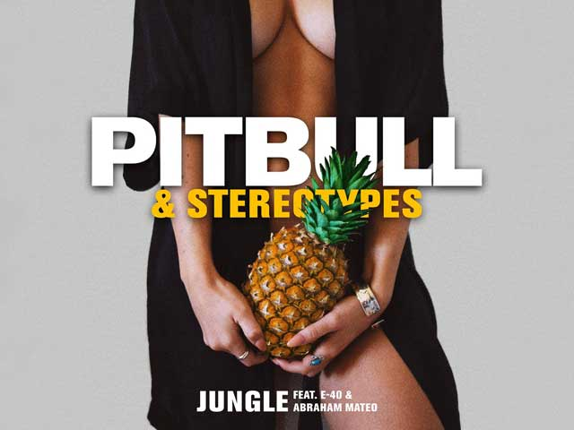 Pitbull's Latest Song 'Jungle' Looks All Set To Be The New Party Anthem
