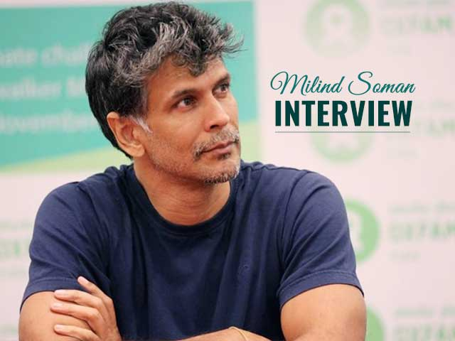 Here's The Secret Behind Milind Soman's Greek God Looks and Fit Body!