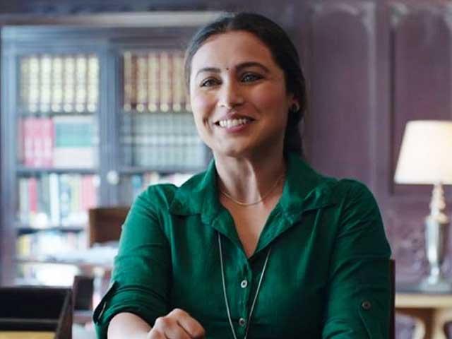 Rani Mukherjee's Character in Hichki inspired By Her School Teachers