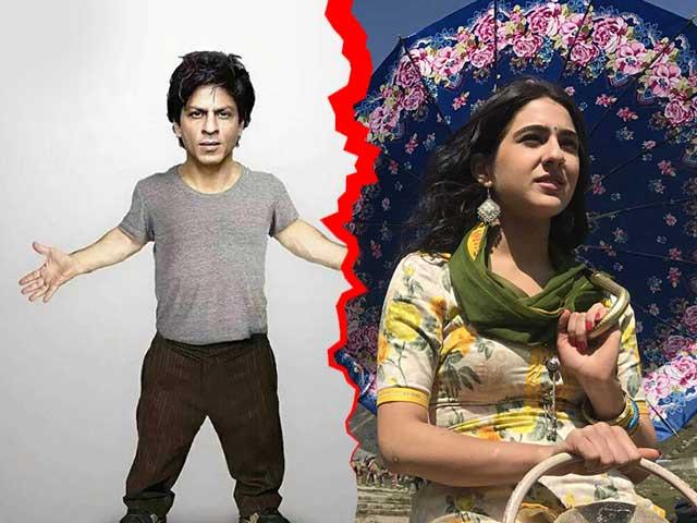 This Is Big! Sara Ali Khan's Kedarnath To Clash With Shah Rukh Khan's Dwarf Film In 2018