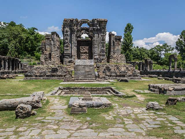 Did You Know Of This Sun Temple In Kashmir