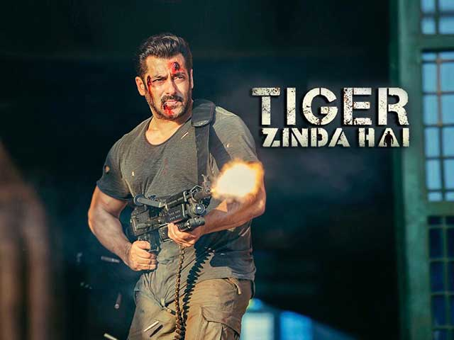 Salman Khan-Katrina Kaif's Spy Thriller 'Tiger Zinda Hai' Will Not Release In Pakistan