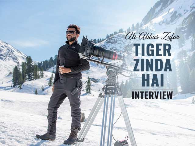 """Salman & Katrina working together In Tiger Zinda Hai hasn't affected the film""- Ali Zafar"
