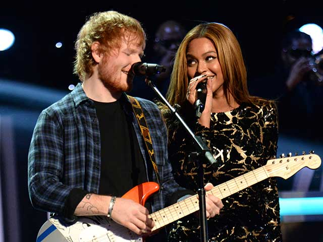 Ed Sheeran And Beyonce Team Up For A Duet Version Of Perfect, And It's Amazing