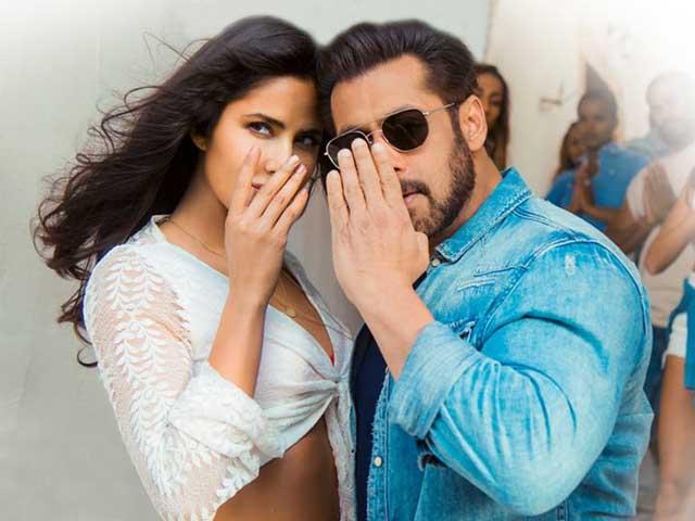 Here's How Katrina Kaif & Salman Khan Reacted On The Gigantic Success Of Tiger Zinda Hai