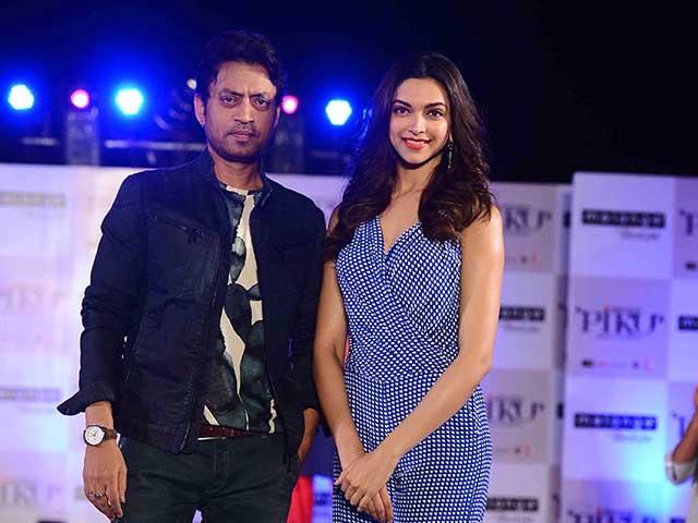 Piku Jodi - Deepika Padukone & Irrfan Khan's Film Will Now Be Helmed By Vishal Bhardwaj