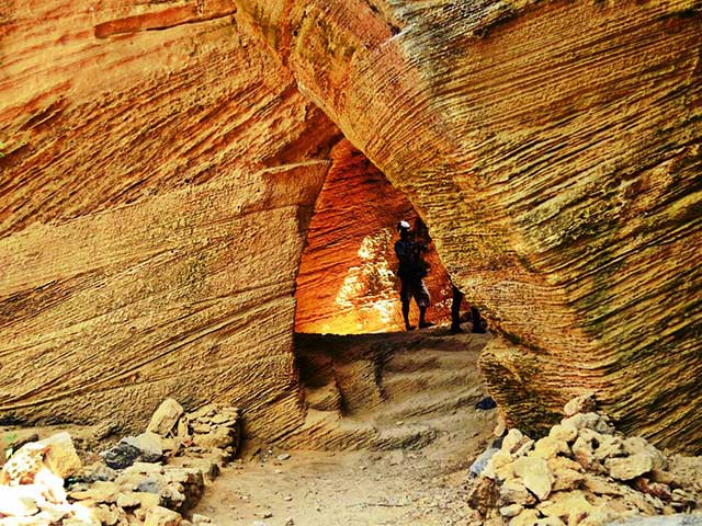 Did You Know Of The Mystic Siju Caves In Meghalaya