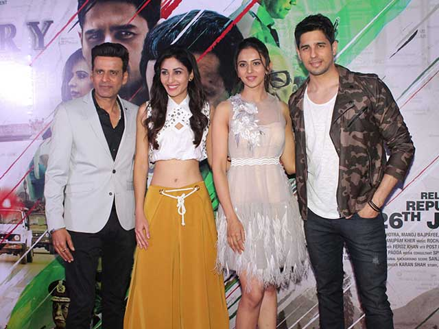 Here's Why You Should Watch Siddharth Malhotra's Aiyaary
