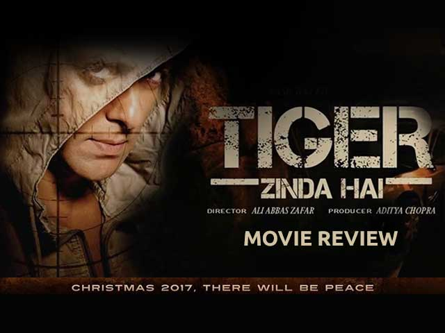 Tiger Zinda Hai Review: The Tiger Is Back With A Louder Roar!