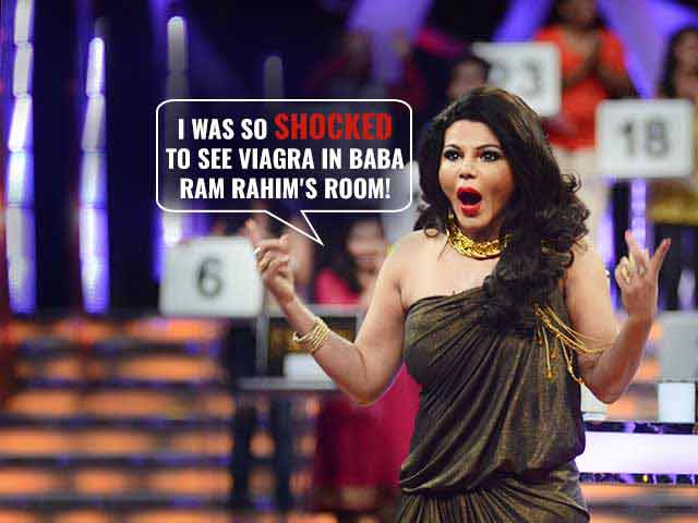 9 Times Rakhi Sawant's Bizzare Remarks Exploded Our Brain