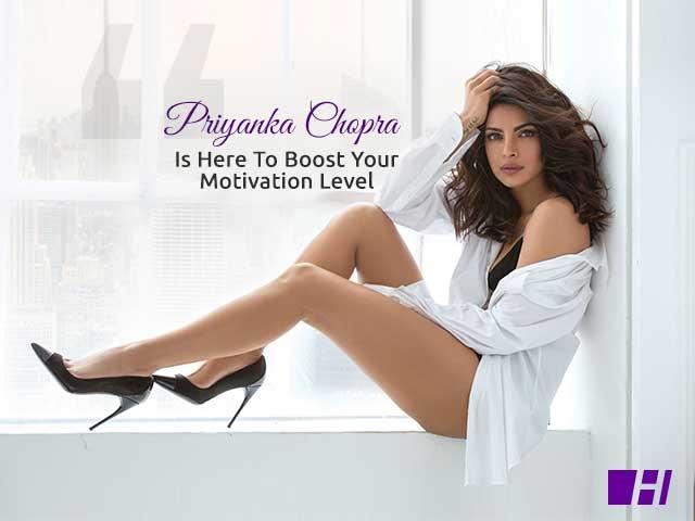 #WednesdayWisdom: Priyanka Chopra's 7 Best Words Of Wisdom Off-Screen