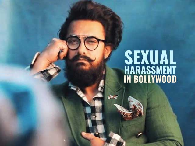 How Aamir Khan Reacted When Asked About Sexual Harassment In Bollywood