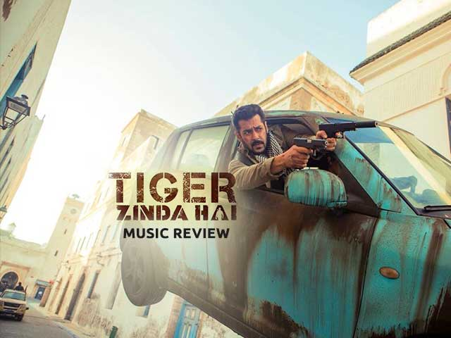 Tiger Zinda Hai Music Review - Good, But Far From Great