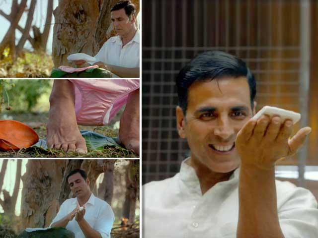 Akshay Kumar's Pad Man Trailer: This 'Pagal' Sanitary Pad Man Is Real-life Indian Superhero