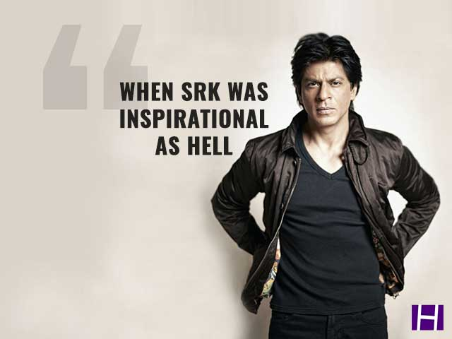 Tuesday Thoughts: 9 Pearls Of Wisdom By Shah Rukh Khan