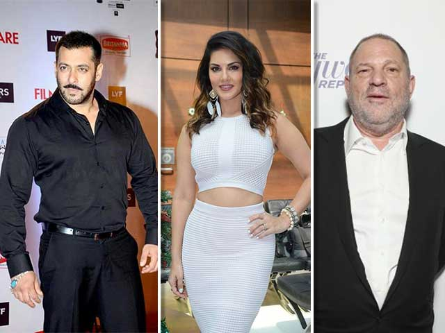 Dear Salman Khan & Sunny Leone, What's Stopping You To Name The Weinsteins In Bollywood?