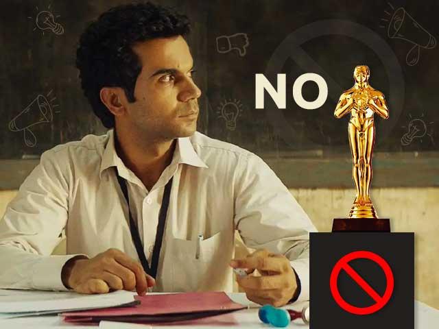 Rajkummar Rao's Newton Is Out Of The Oscars 2018 Race