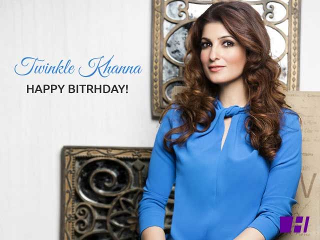 Dear Twinkle Khanna Keep Those Awesome Quotes Coming; BTW Happy Birthday