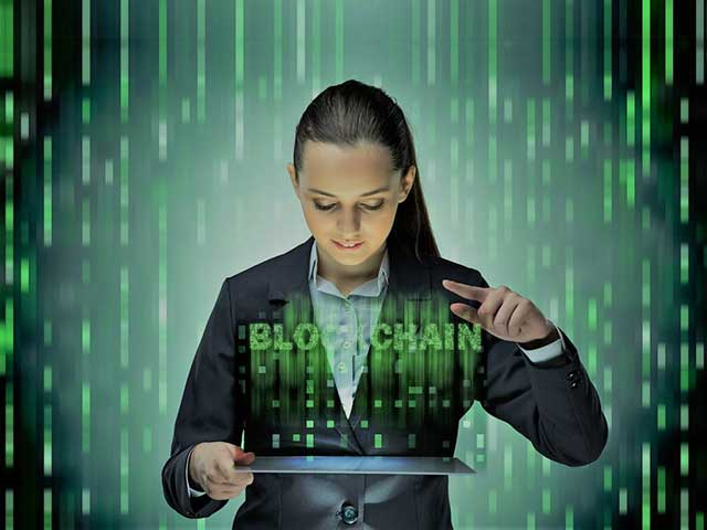 The Present And Future Of Blockchain Technology In India