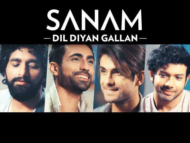 This Cover Of Dil Diyan Gallan By Sanam Will Make You Love The Song Even More