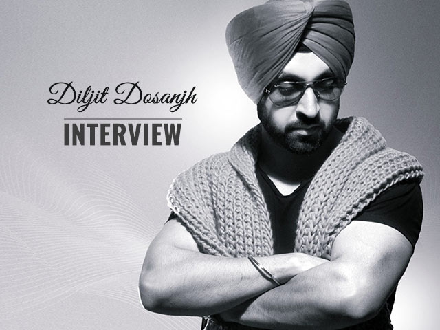 A Rapid Fire Round With Diljit Dosanjh
