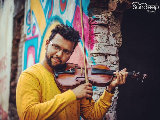 5 Best Violin Renditions By Sandeep Thakur on YouTube