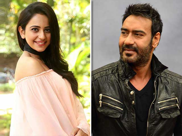 Rakul Preet and Ajay Devgn to come together for a rom-com