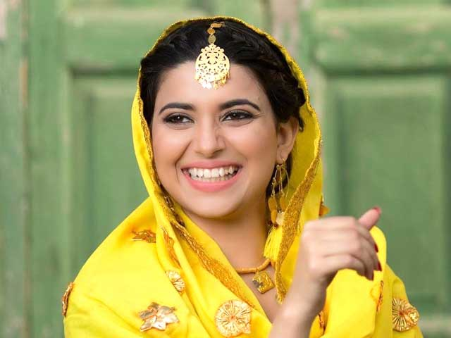 Nimrat Khaira's new Punjabi song Brobar Boli is already a hit on YouTube