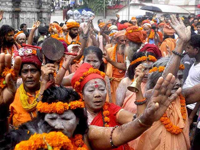 Did You Know Of The Festival In Assam That Celebrates The Feminity Of Devi Kamakhya
