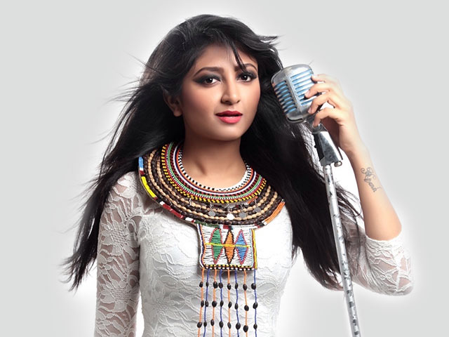 Can Bhoomi Trivedi May Be The Next Big Playback Singer In Bollywood?